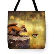 Woodland Wonder Tote Bag