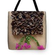 Woodpile Plus Tote Bag