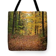 Woods 2 Tote Bag