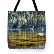 Woods Lake 3 Tote Bag