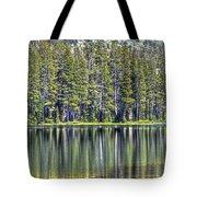 Woods Lake 4 Tote Bag