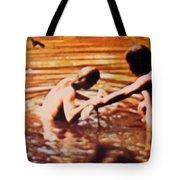 Woodstock Cover 2 Tote Bag