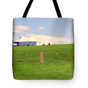 Woodstock Hill Of Peace Tote Bag