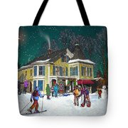 Woodstock Sports Tote Bag