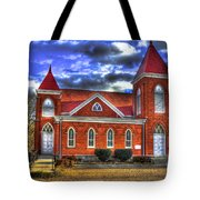Woodville Baptist Church 2 Tote Bag