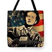 Woody Guthrie 1 Tote Bag