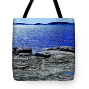 Woody's Island Tote Bag