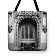 Woolworth Building Entrance Tote Bag