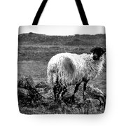 Wooly Goat Tote Bag