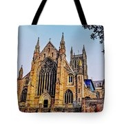 Worcester Cathedral Tote Bag