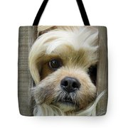 Words Can't Express Tote Bag