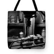 Work Space Tote Bag