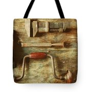 Work Tools Tote Bag