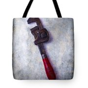 Work Wrench Tote Bag
