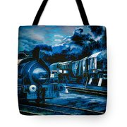 Working All Hours Tote Bag