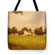 Working Barns And Landscape Tote Bag
