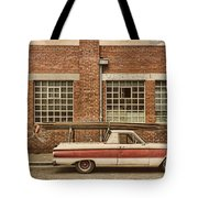 Working Class Tote Bag