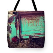 Working Class Chev Tote Bag