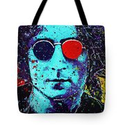 Working Class Hero II Tote Bag by Chris Mackie