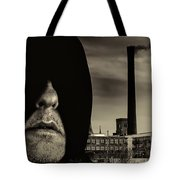 Working Class Man Tote Bag