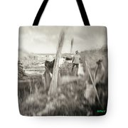Getting The Crops In Tote Bag