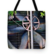 Working Old Fan Tote Bag