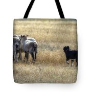 Working Sheep Tote Bag