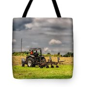 Working The Land Tote Bag