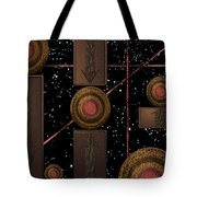Workings Of The Universe Tote Bag