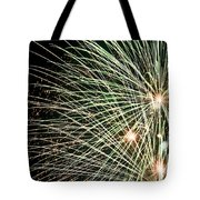 Works Of Fire IIi Tote Bag