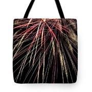 Works Of Fire V Tote Bag