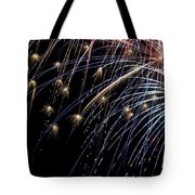 Works Of Fire Vi Tote Bag