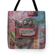Works Of Heart Matrimony Tote Bag