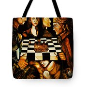 World Chess   Tote Bag