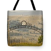 World Museum Mining Tote Bag