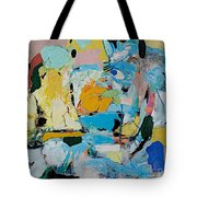 World Of Action Tote Bag
