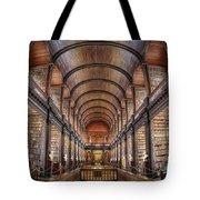 World Of Books Tote Bag