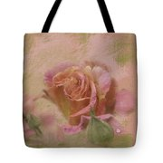 World Peace Roses With Texture Tote Bag