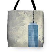 World Trade Center One Tote Bag