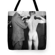 World War I: Examination Tote Bag