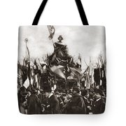 World War I Monument Tote Bag