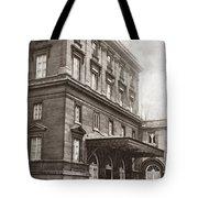 World War I Quai D'orsay Tote Bag