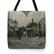 World War I Tank Tote Bag