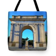 World War I Victory Arch Newport News Tote Bag
