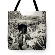 World War I: Wounded, 1918 Tote Bag