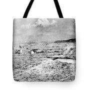 World War II Hiroshima Tote Bag