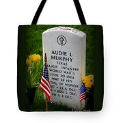 World War II Legend Tote Bag