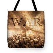 World War  Tote Bag