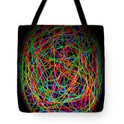 World Web Tote Bag