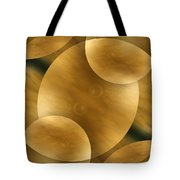 Worlds Collide 10 Tote Bag